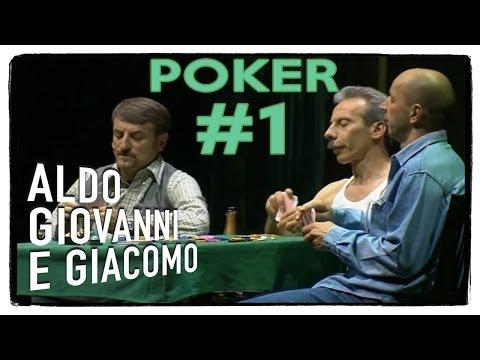 Anplagghed - Poker (1 di 2)   Aldo Giovanni e Giacomo