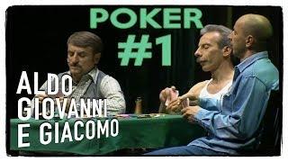 Anplagghed - Poker (1 di 2) | Aldo Giovanni e Giacomo thumbnail