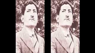Ustad Barkat Ali Khan Thumri - Mohabbat Jab