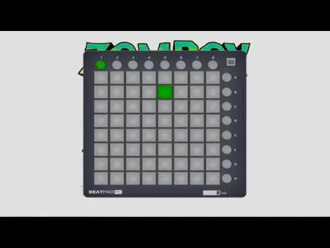 Zomboy - Airborne (MUST DIE! Remix) (LaunchPad PC)