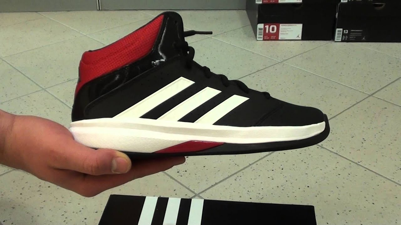 4058b7df3fc Adidas Isolation 2 Kids Red - YouTube
