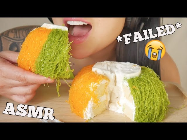 Asmr Failed Cake Foy Tong Thai Dessert Sas Asmr The Asmr Index Результати для запиту sas asmr thai food. the asmr index