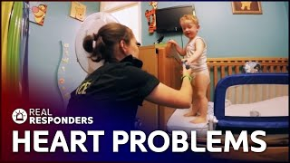 Toddler's Breathing Problems Causes A Scare | Inside The Ambulance SE2 EP2 | Real Responders