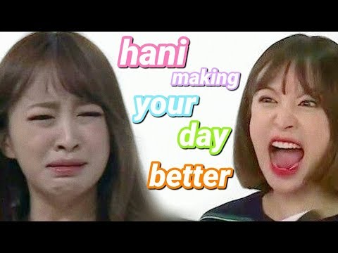 hani making your day better (funny & cute moments)
