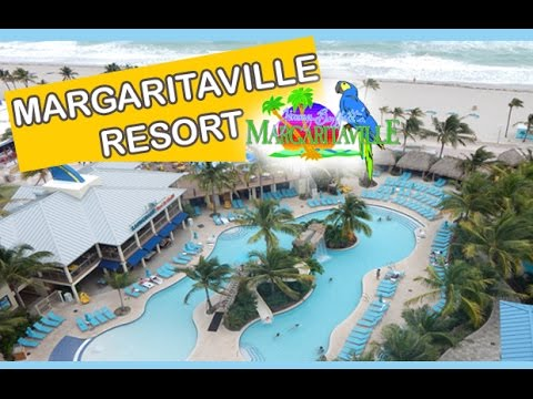 Margaritaville Hollywood Beach Resort Complete Tour