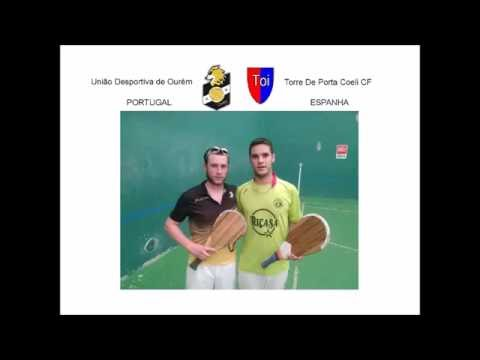 Copa de Europa dos Clubes F30M / paleta goma/BIARRITZ 2016