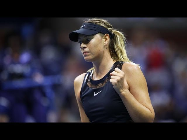 Maria Sharapova says her desire will drive her on despite US Open loss