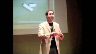 TEDxENSIAS - Omar Balafrej - STOP TGV