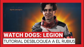 Watch Dogs: Legion - Tutorial desbloquea a Rubius