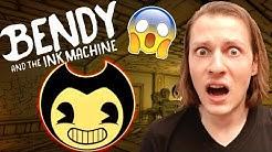 BENDY AND THE INK MACHINE : CE JEU D'HORREUR ME FAIT TROP PEUR ! GAMING DÉLIRES DE MAX