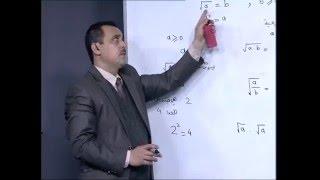 5  - رياضيات ثالث متوسط- الجذور التربيعية