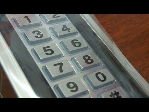 Klávesnice pro přístupové systémy s RFID čtečkou - kódová klávesnice from YouTube · Duration:  1 minutes 20 seconds