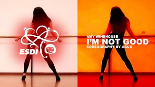 Amy Winehouse I'm not Good Dance Cover By Agus