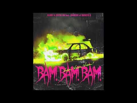 DJ H ONE, Justin OH - Bam! Bam! Bam! (Audio)