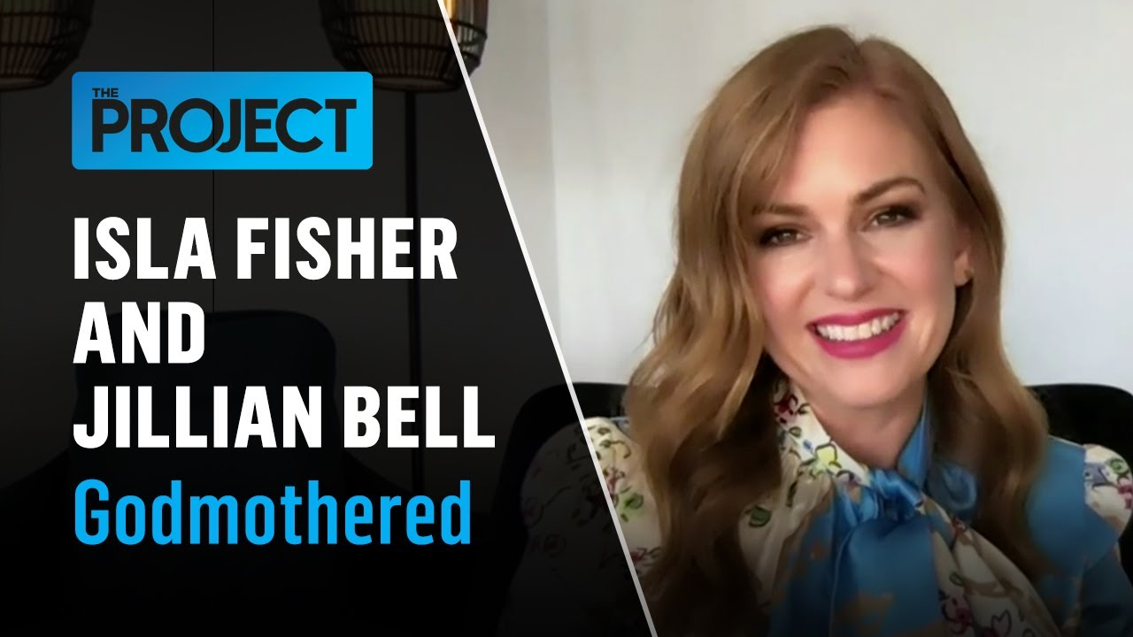 Download A New Rib-Tickling, Magical Flick Starring Isla Fisher And Jillian Bell | The Project