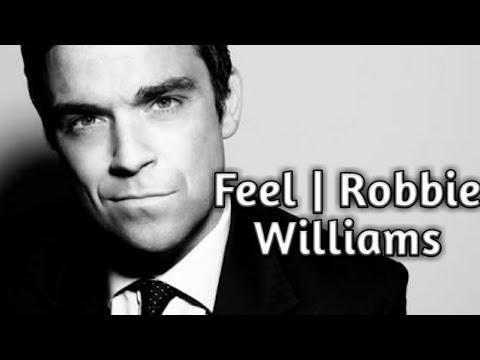 Lyric & terjemahan (Feel | Robbie Williams)