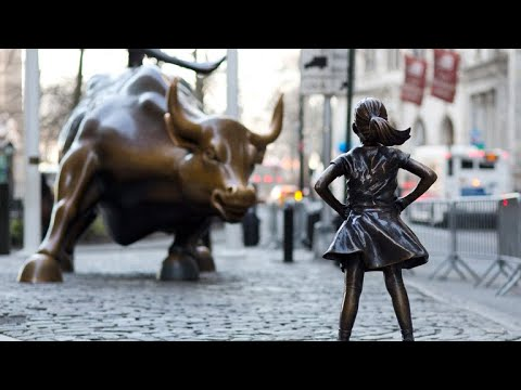 """Fearless Girl"" statue moving to New York Stock Exchange"