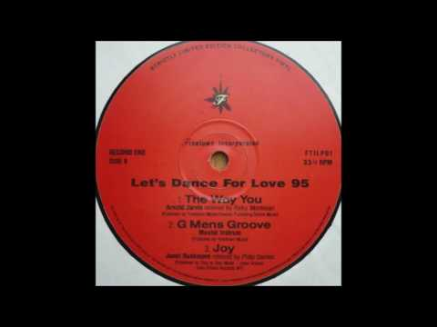 """Arnold Jarvis  - The Way You (Ext. 12"""" Mix)"""