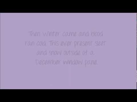 Turnpike Troubadours- Evangeline w lyrics