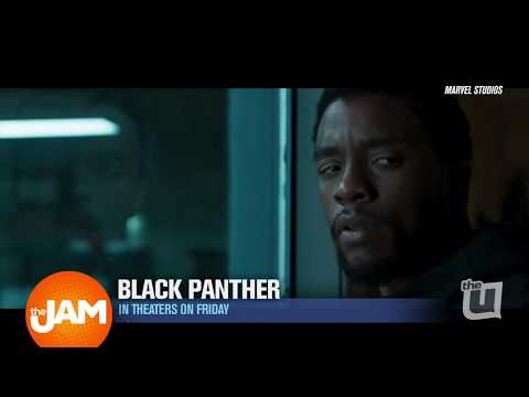 "Marvel Movie ""Black Panther"" Review with Chicago Tribune"