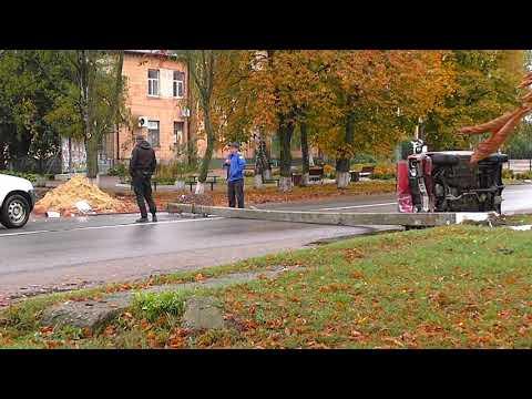 ДТП в Семенівці: