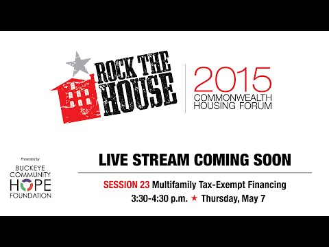 PHFA Webcast - Multifamily Tax-Exempt Financing