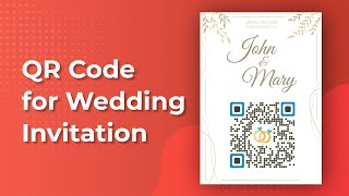 How to make wedding invitation cards better with a QR Code