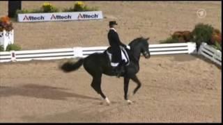 Totilas & Edward Gal WEG Grand Prix Freestyle. Pirouette
