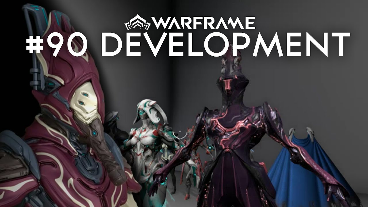 The Development in #90 ▻ Oberon Rework, NEW Priest-Frame, NEW ...