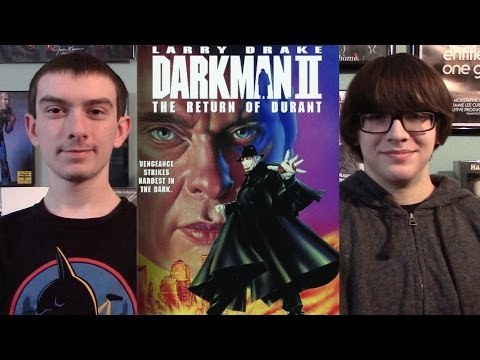 Darkman II: The Return of Durant Review