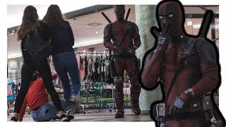 Deadpool PRANKS people in REAL LIFE (HIDDEN CAM!)