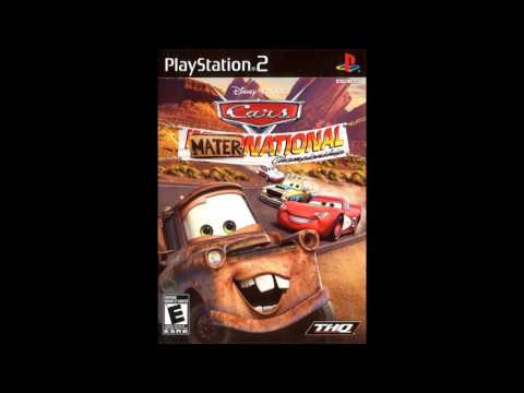 Cars Mater-National Championship Soundtrack - Stop The Rock