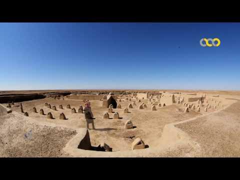 Iran Ancient Persia Burnt City, Sistan & Baluchestan province شهر سوخته اثر باستاني سيستان ايران