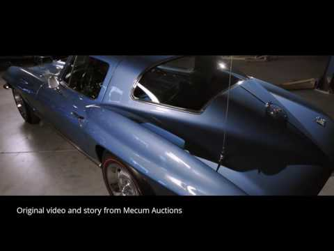 Cool Classic Cars: A 1967 Chevrolet Corvette Story