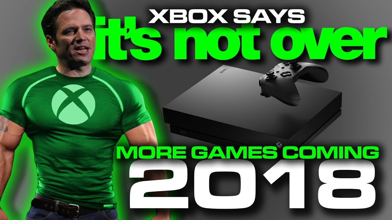 Big New Xbox One Games Coming In 2018 Xo18 Event And Pc