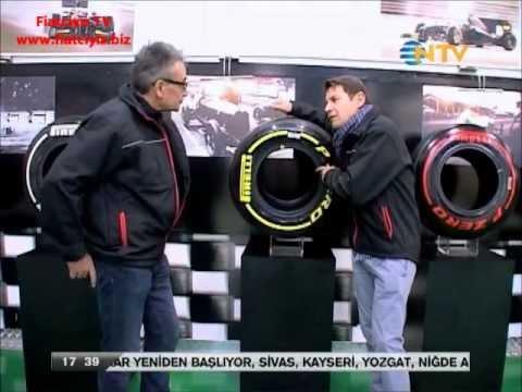 Pirelli Fabrika Görüntüleri