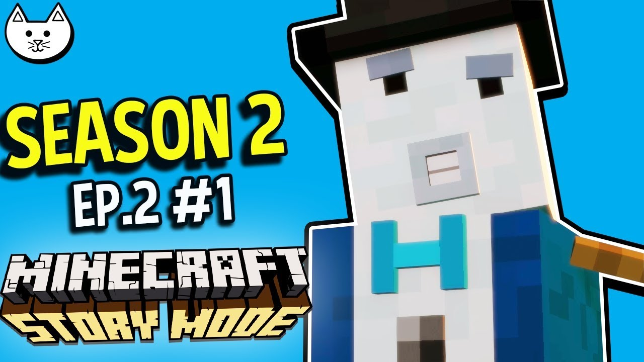 Minecraft Story Mode Season 2 The Admin Minecraft Story Mode