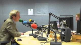 Grant Harrold on BBC Radio Gloucestershire Part 2. Thumbnail