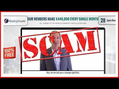 Blazing Trader Scam Review Exposes the Truth!