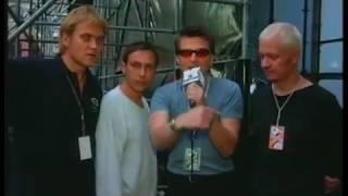 Gorky Park   interview 1999/ Парк Горького интервью 1999