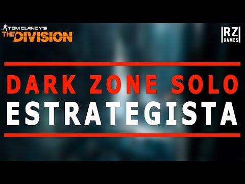 The Division 1.8.1 | DARK ZONE com ESTRATEGISTA (Solo)