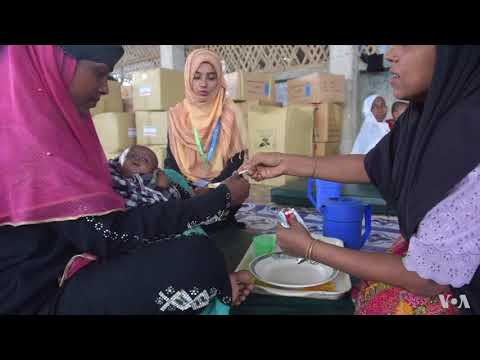 Rohingya Refugees Face Malnutrition
