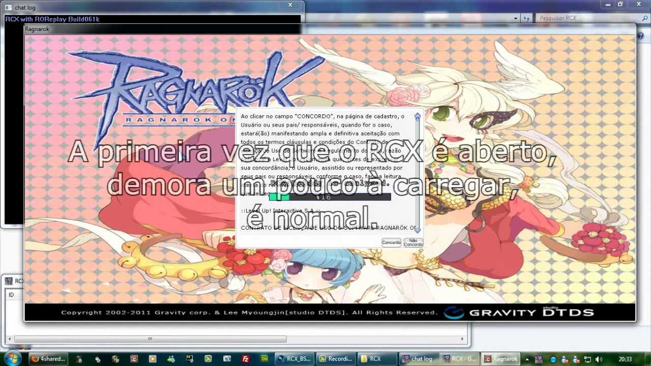 Ragnarok ~ RCX Atualizado [2012] Skill Balance
