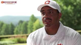 Clemson Football || Meet Coach Tony Elliott