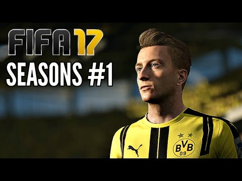 FIFA 17 Online Seasons #1 - Road To Division 1 (Xbox One S Gameplay HD)