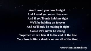 Bonnie Tyler - Total Eclipse Of The Heart Instrumental with lyrics by MoonSun
