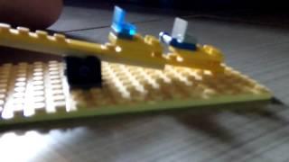 Lego bập bênh 4 chỗ ngồi cực hay