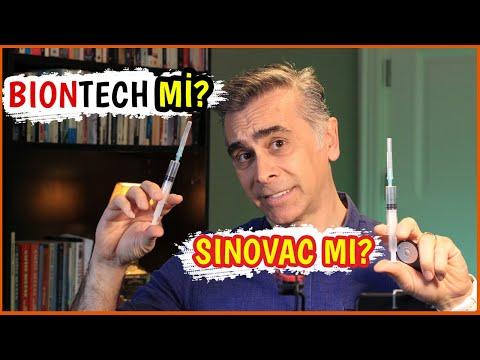 🇩🇪 Biontech (Alman) Aşısı vs Sinovac (Çin) Aşısı 🇨🇳  | Hangi Aşıyı Tercih Etmeli?