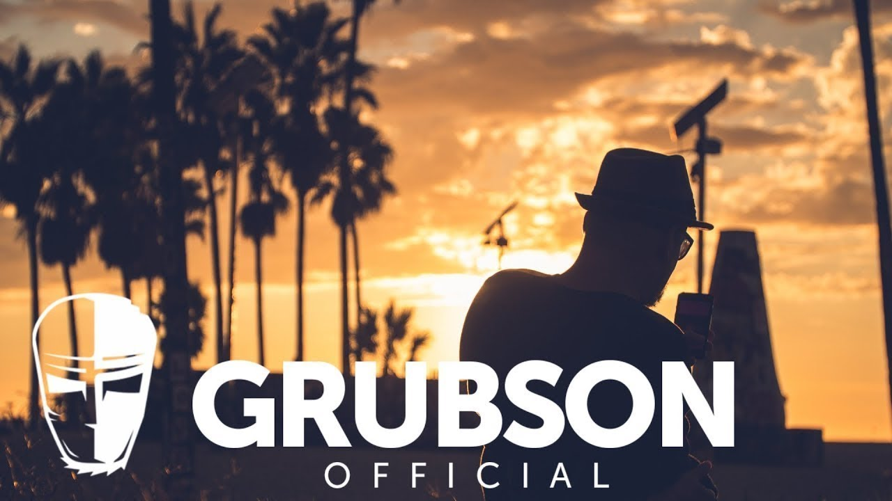 GRUBSON - Supa'High Music (Official video) #GatunekL