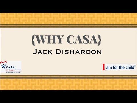Why CASA - Jack Disharoon